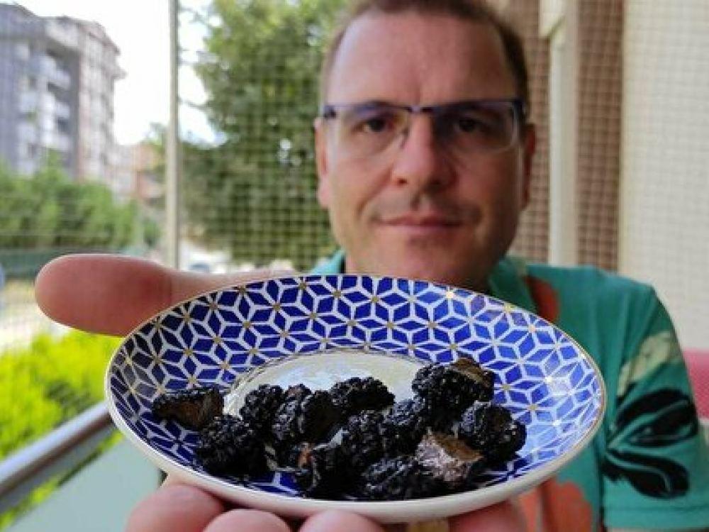 En büyük müşterisi lüks restoranlar: Bursa'da yetiştiriyor kilosunu 4 bin avroya satıyor