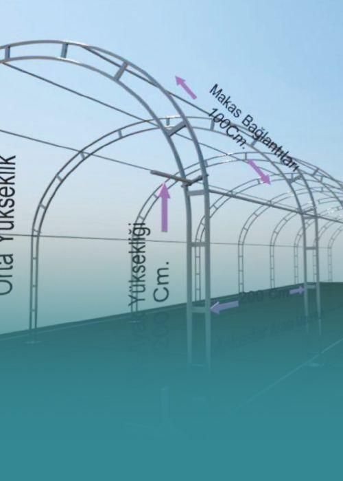 Çadır Üretim Sistemleri